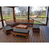 Sillones Palets Madera Hogar Muebles Y Jardin En Mercado Libre - Sillones-de-palets-de-madera