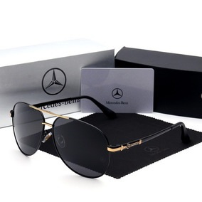 Óculos De Sol Mercedes Benz Original Uv400 Made In Itália ..