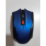 Mouse Gamer Inalámbrico Óptico 2.4 Ghz