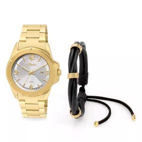Relógio Condor Masculino Co2115xf/k4k + Pulseira