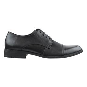 Zapato De Vestir De Cuero Hanker Round Tip - Toto