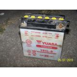 Vendo-permuto Bateria 12 Volt. Sacada De Moto Yumbo Max 125