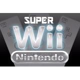 Nintendo Wii+40 Juegos Wii+6 Mes Gtía +2000 Clasicos Switch