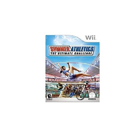 Nintendo Wii Summer Athletcs The Ultimate Challenge Game