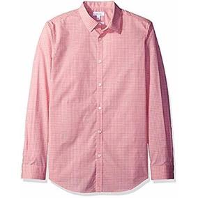 Camisa Calvin Klein Slim Fit Infinite- Envio Gratis Y Rapido