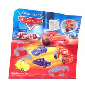 Cars Colección De Autos Armables (nuevo) Disney Pixar