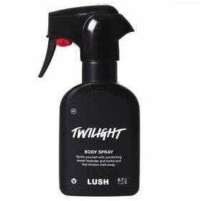 Lush Body Spray Lavanda/ Vegan / Relajante - Ylang Ylang