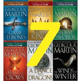 Juego De Tronos Game Of Thrones Saga X 7 Ebook Pdf-mobi-epub