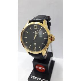 Relógio Technos Masculino Executivo 2115knh/0p