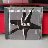 R.e.m. Rem Automatic For The People Cd Ed Ar Muy Bueno U2