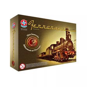 Brinquedo Trem Ferrorama Modelo Xp 100 Original Estrela