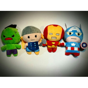 Peluches The Avengers Los Vengadores De Marvel
