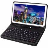 Tablet Chip Celular 3g Hd 10 Pulgadas Android 4g + Funda