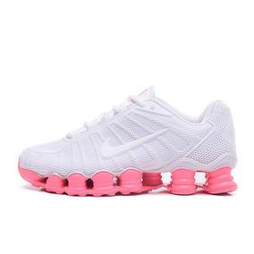26ff3e2a4c9 ... mujer rosa negro zapatillas de correr c26f0 508f3 shopping championes nike  shox tlx 9a3bc 0d76f ...