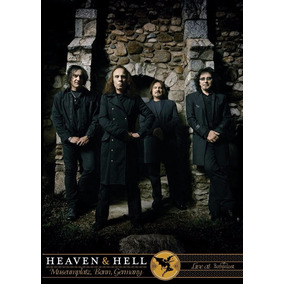 Dvd Heaven And Hell - Bonn Rockpalast 2009 - Dio Sabbath