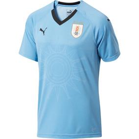 Camiseta Uruguay Oficial 2018 Puma - Global Sports