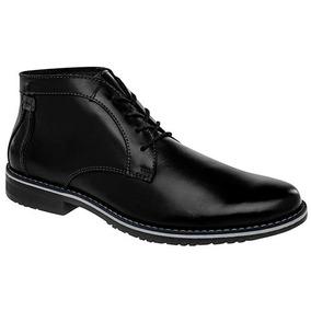 Botines Flexi Color Negro Para Caballero 75340 d836aa201976