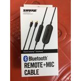 Shure Se 215 Se315 Se425 Se535 Rmce-bt1 Cable Bluetooth