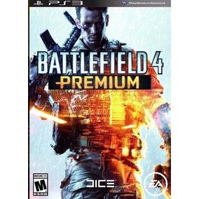 Dlc Premium - Battlefield 4 - Ps3 Bf4 Psn