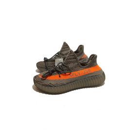 Tenis adidas Yeezy V2 Beluga Orange Envio Gratis
