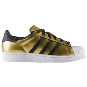 Tenis Originals Superstar Mujer adidas By9180
