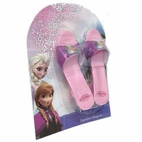 Zapatitos Zapatillas Magicas Disney Frozen 4-6 Años (85615)