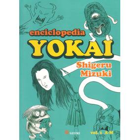 Enciclopedia Yokai. Volumen 1 - Mizuki, Shigeru