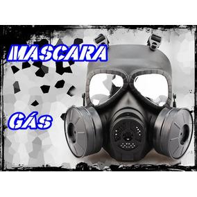 faf1fdaf3737d Mascara Gas Americana - Brinquedos e Hobbies no Mercado Livre Brasil
