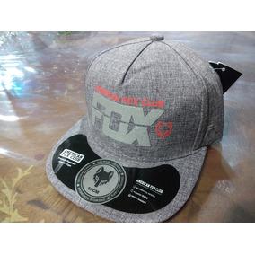 Gorras Planas 727 - Gorras Hombre Fox en Mercado Libre México 51bb84dd174
