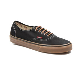 vans authentic suela marron