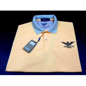 Camisa Polo Giorgio Armani Vermelha Tamanho Xxl Original - Camisas ... 12cbf7d2c2a86