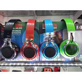 Audifonos Diadema Bluetooth Led