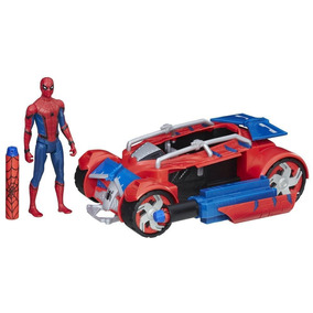 Spider-man Homecoming - Auto De Juguete Aracnobólido