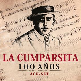 Cd Triple- La Cumparsita 100 Años