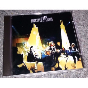 Roxette Mtv Unplugged Cd Bootleg Cd-r