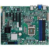 Motherboard Tyan Intel C202 Ddr3 Ecc Udimm Lga 1155 Atx
