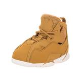 Kids 3 Tenis Nike Air Jordan True Fligth Infantil Camel Infa