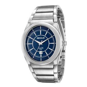 d3f81a7be65c8 Relógio Masculino Seculus Pulseira De Aço - 23537g0svna2 por Ricardo Eletro