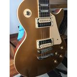 Gibson Les Paul Traditional Pro 2 Goldtop: Por Estos Días.