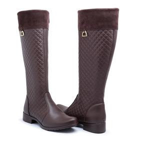 a30ff43a06 Promoção Dia Das Mães Sapatos E Botas Europeia De Cano Longo ...