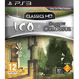 Ico And Shadow Of The Colossus Ps3 Midia Digital Cod.psn