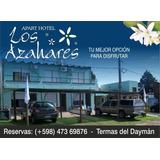 Termas Dayman Azahares Apart Hotel Casa Alquiler Por Dia Ap