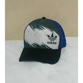 Bone Adidas Originals Trefoil Trucker - Bonés Adidas Masculinos em ... f0b8a22f10d