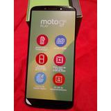 Moto G6 Play Dual/sim Nuevo! Regalo Cristal Templado !!