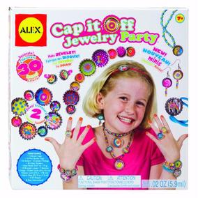 Cap It Off Jewelry Party Alex Toys