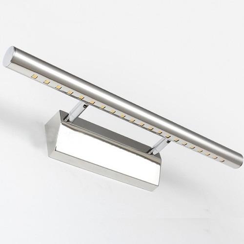 Aplique Led Barra De Luz Ideal Para Espejos O Cuadros Us 7300 - Iluminacion-led-para-cuadros