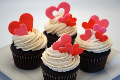 San Valentin Aniversario Y Perdon Amor Cupcakes 75 00 En