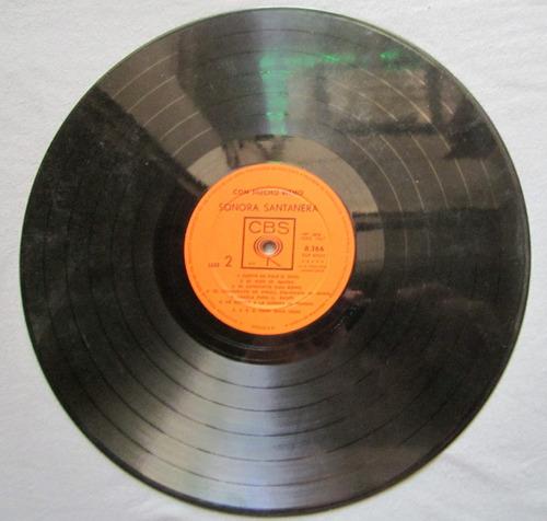 Antiguo Disco Vinilo Sonora Santanera Con Mucho Ritmo - $ 150,00 en ...