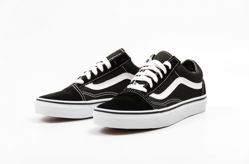 vans old skool negro