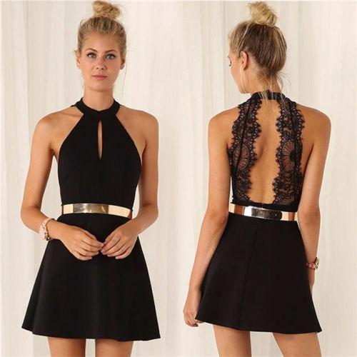191e3fa52 Vestido negro corto mercadolibre - Vestidos no caros 2019